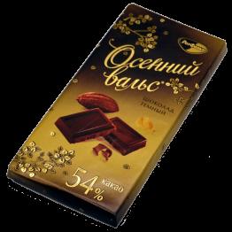 Рот Фронт Шоколад Осенний вальс 100г. (20шт.)